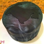 Scottie silhouette cake (Taylor Made Sweets and Treats)