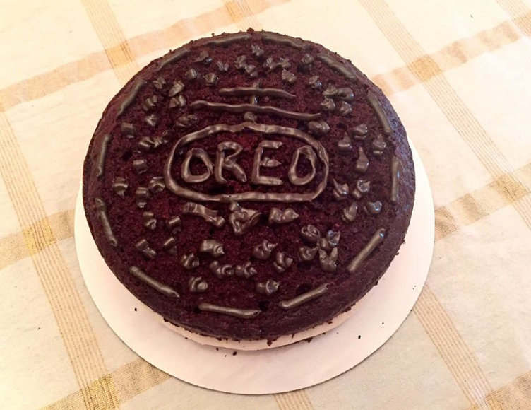 Oreo birthday cake - Taylor Made Sweets & Treats